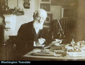 Washington Teasdale