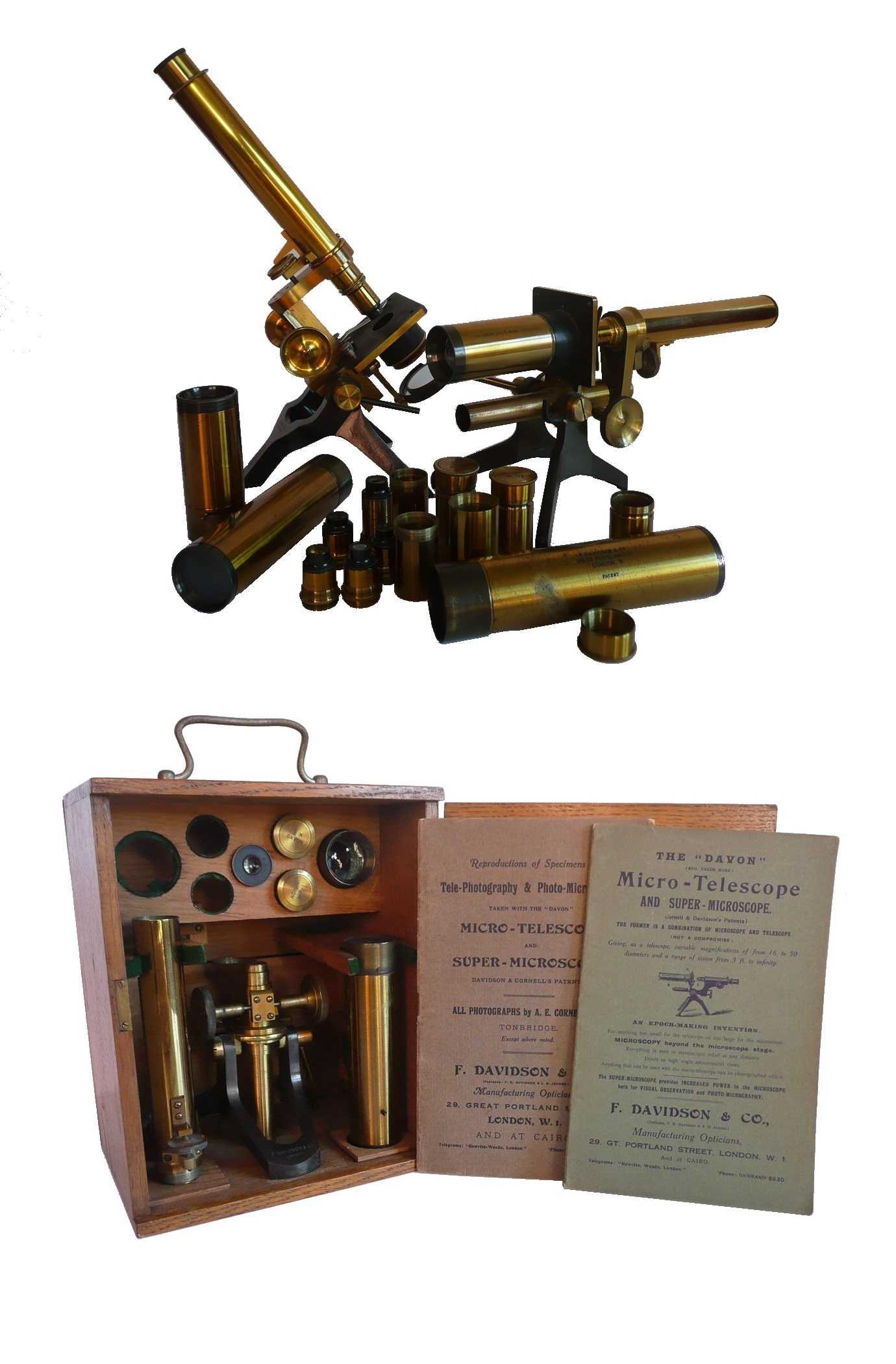 Davon Micro telescope