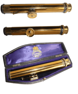 "Browning "" Grace's spectroscope"""