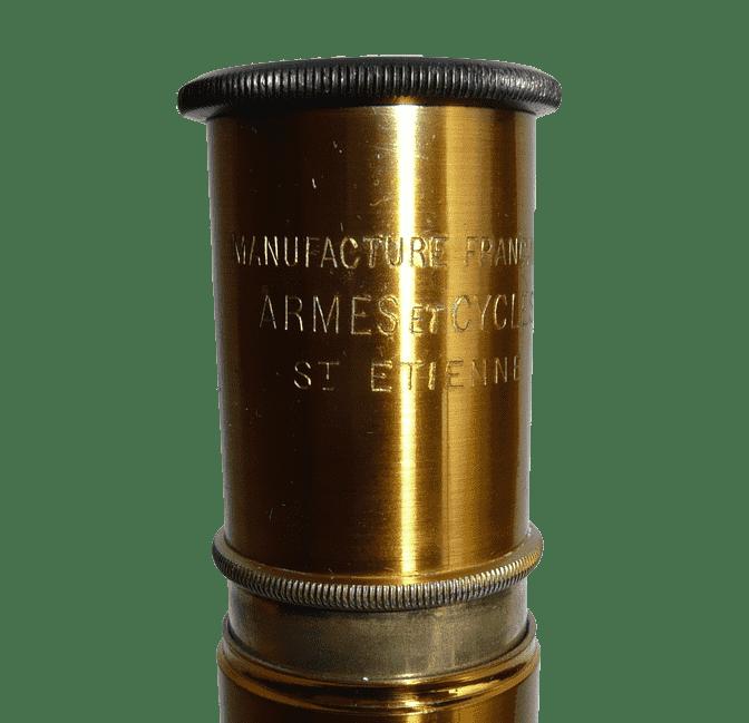 kleine microscoop:d'Armes et Cycles de Saint-Etienne