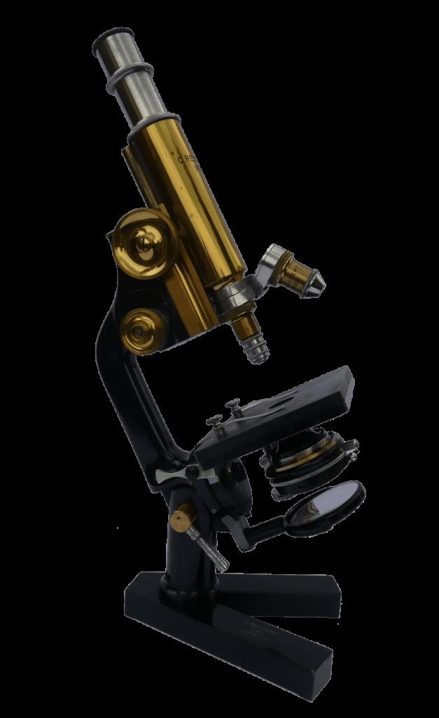 Reichert Travel microscope