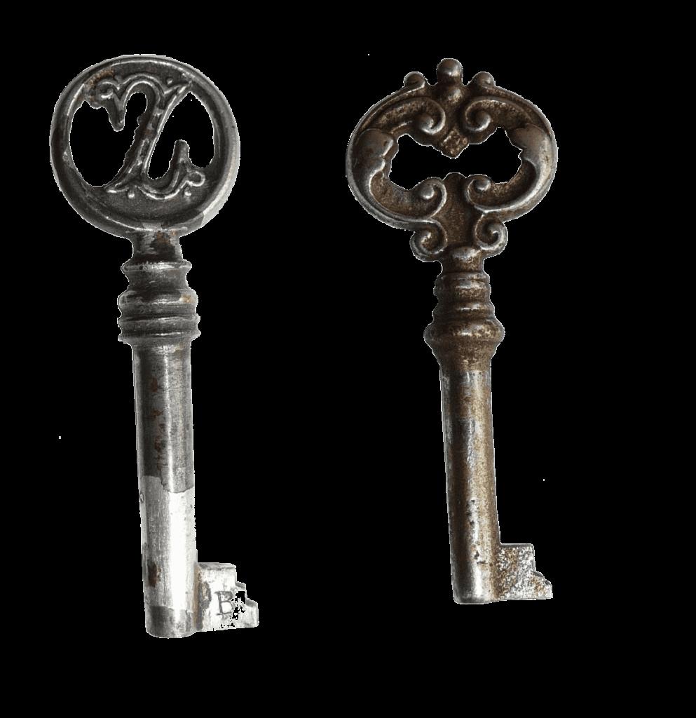 De sleutels Carl Zeiss Jena