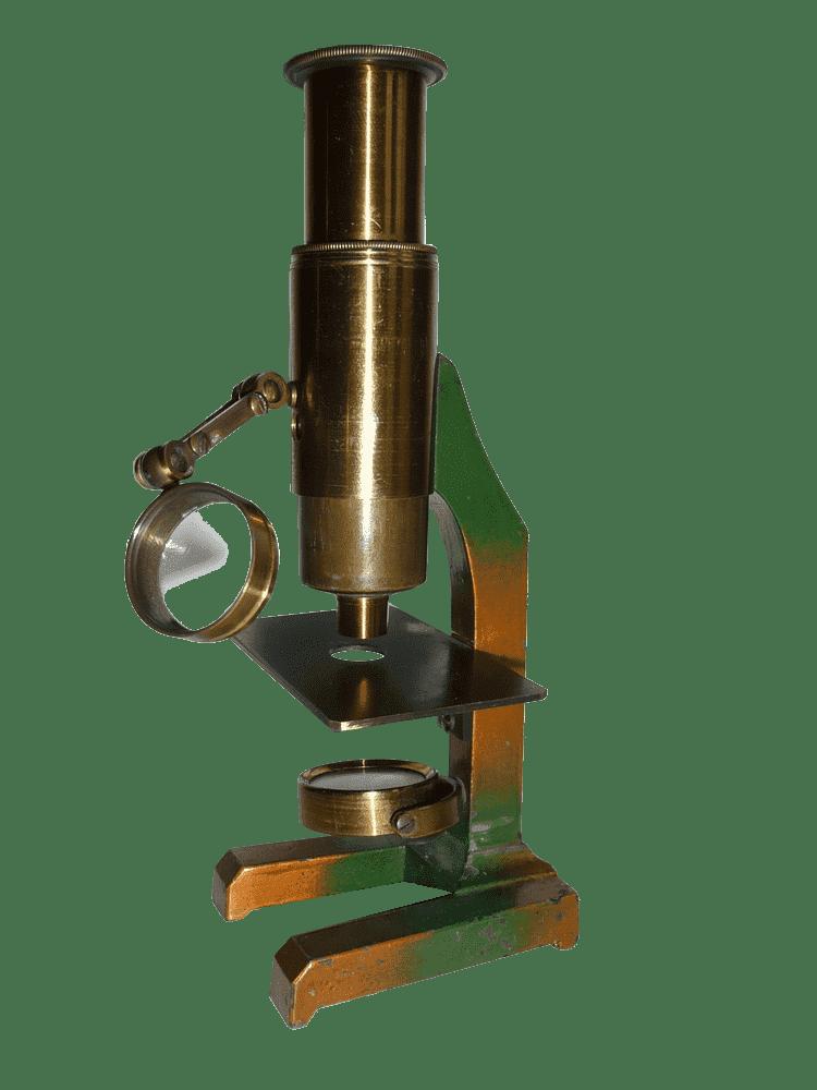 Franse huishoudelijke microscoop